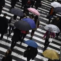 雨がどれほど降っているかを言い分ける英語表現