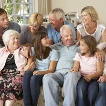 「親族関係」を英語で表現する単語(おじ、めい、いとこ等)