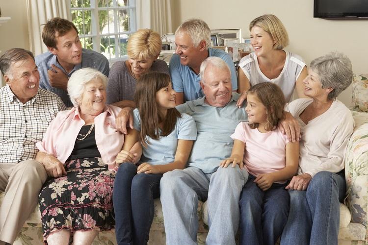 おじ、めい、いとこ、はとこ、英語で「親族関係」を表現する単語