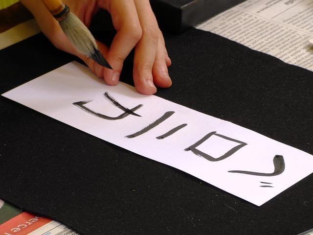 英語で自分の名前を書く場合に知っておくべき書き方の基本