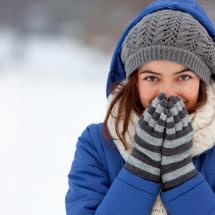 英語で秋冬の「寒さ」をニュアンス別に表現する