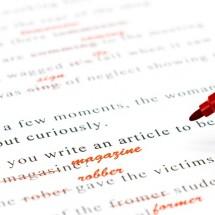 英語で「直す」(変更・修正・訂正・改良)を意味する表現の種類と違い
