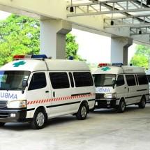 「消防車」「救急車」は英語でどう言う?