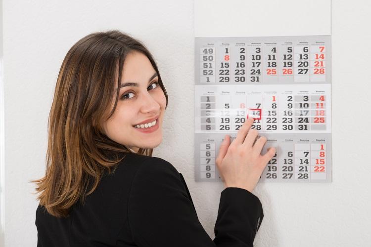 「日付」の英語での正しい読み方、書き方、使い方