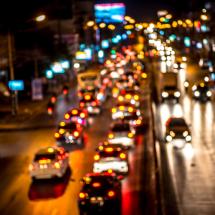 「道路が混んでる」「渋滞している」は英語でどう言う?