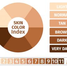 「肌色」「肌の色」は英語でどう言う?