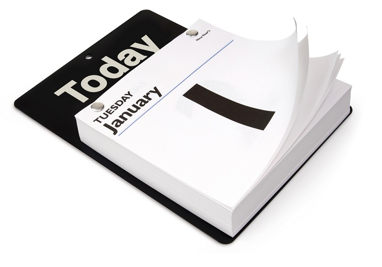 「日めくりカレンダー」は英語でどう言う?