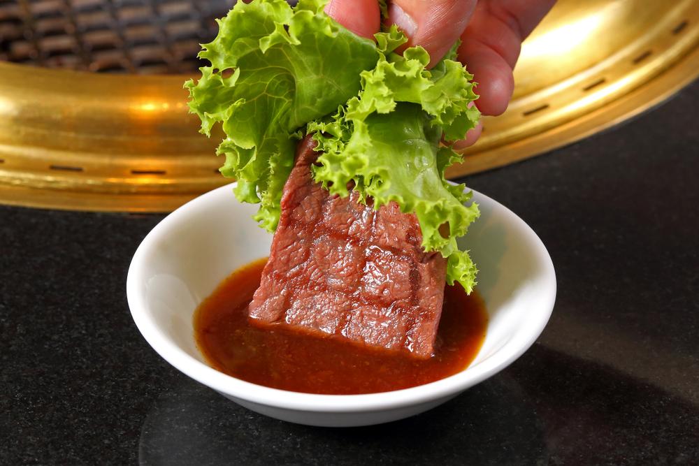 「餃子のたれ」「焼き肉のタレ」は英語でどう言う?