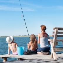 「海釣り公園」は英語でどう言う?